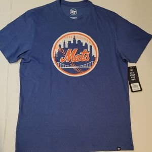 '47 BRAND NEW YORK METS MLB EMBROIDERED T-Shirt